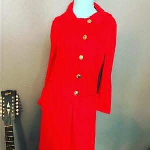 Vintage Mint Condition Ross Arnold Jacket Dress